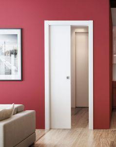 Scrigno Pocket Door System - Installed with Door