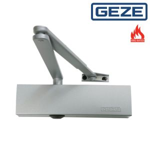 GEZE TS2000NV Overhead Door Closer with Variable Closing Speed