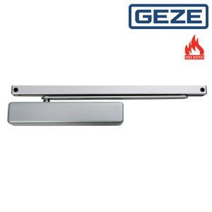 GEZE TS3000B Overhead Cam Door Closer with Guide Rail Arm