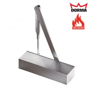 Dorma TS72 Door Closer Size 2-4 - Silver