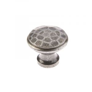 Valley Forge Hammered Cabinet Knob 20mm