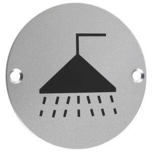 Shower Symbol - 76mm Signage