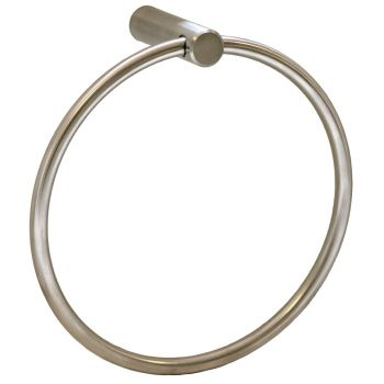Towel Ring Satin Stainless Steel