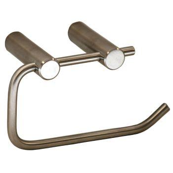 Toilet Roll Holder Satin Stainless Steel