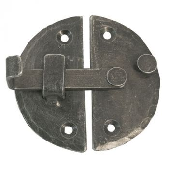 Pewter Cabinet Latch