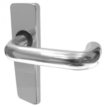 Aluminium Round Bar Door Handle