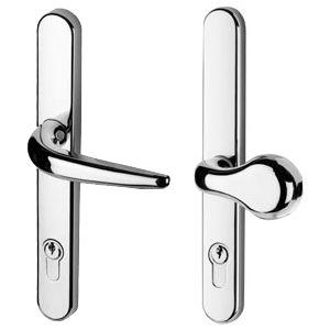 Pioneer Lever-Pad Door Handles