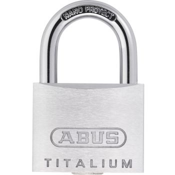 ABUS 64TI Lightweight Padlock Keyed Alike