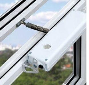 ACK4 Electric Window Opener - White