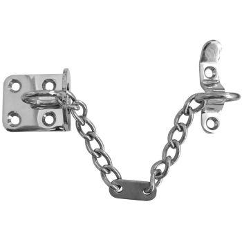 Heavy Door Chain - Polished Chrome