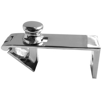 Counterflap Catch - Polished Chrome