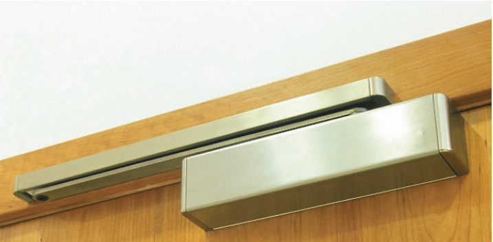 Side Channel of The Cam Action Door Closer