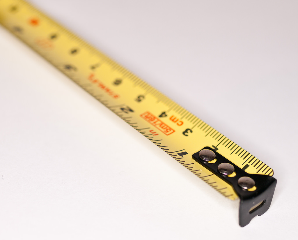 tape measure by William Warby on Flickr