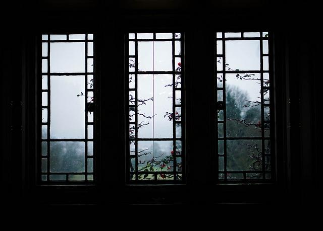 window silhouette by judy dean on flickr