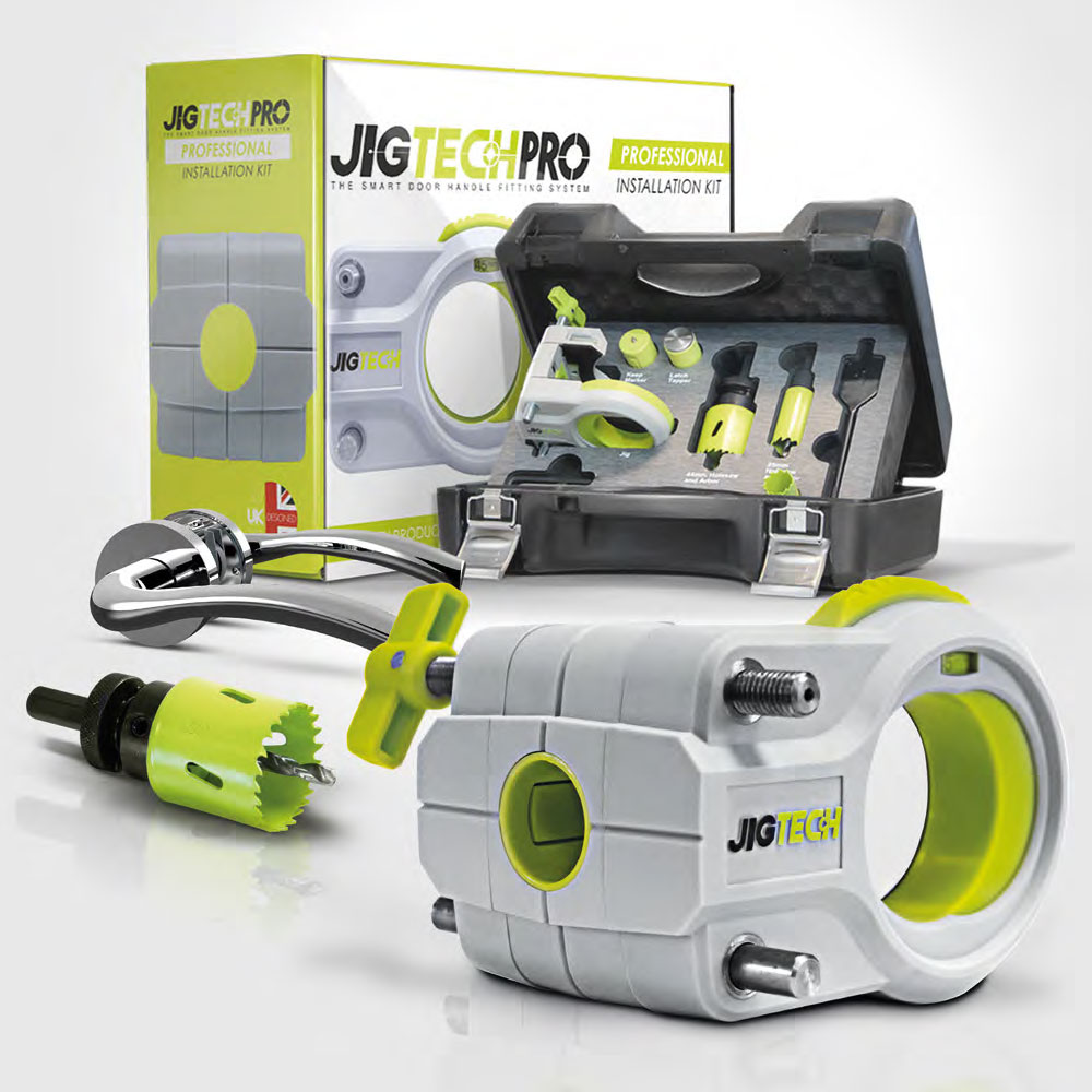 Jigtech Pro Professional Installation Kit